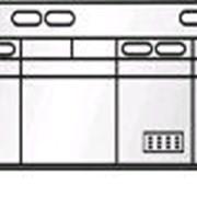 Ящик 600х400х190 перфорированный/сплошной ( Ящики для пищевых продуктов) фото