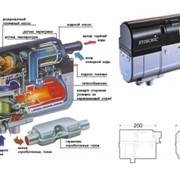 Купить автономные предпусковые подогреватели Eberspaecher для легковых авто фото