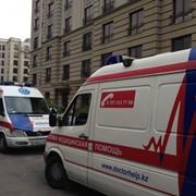 Вызов платной скорой помощи. Алматы. фото