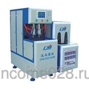 Полуавтоматическая выдувная машина для ПЭТ тары QCL-12III фото