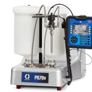 Система измерения, смешивания и дозирования PR70v с переменным соотношением фото