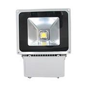 Оборудование для освещения улиц электрическое LED прожектор. 80W. NSFL-005, 6400Лм фото