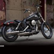 Harley-Davidson® Dyna® FXDB Street Bob® фото
