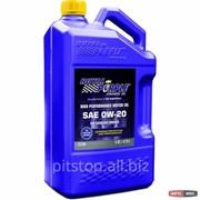 Моторное авто масло Royal Purple API 0w-20 фасовка 4.73л /5 кварт 51020 фото