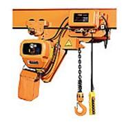 Таль электрическая цепная TOR HHBBSL01-01,1т 6 м УСВ фото