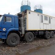 Установка для транспортировки и дозирования химреагентов УДХ-5. фото