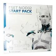 Антивирус ESET NOD32 START PACK BOX 1 год на 1ПК фото