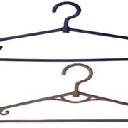 Плечики для одежды из полипропилена фото