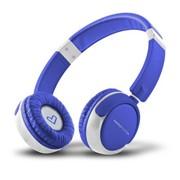 300 DJ Energy Sistem наушники накладные проводные, Hi-Fi, оголовье, Бело-Голубой фото