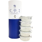 SPA TREATMENT HAS CO2 Jelly Омолаживающая маска для лица, 5 шт фото