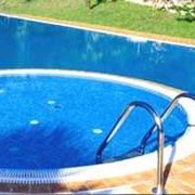 Поручни для бассейнов фото