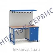 Стол паяльщика МСП-3, аналог СП-03 фото