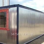 Компактный блок контейнер бм-011 двп фото