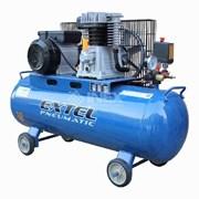 Компрессор Extel 120 литров 360 л.мин. фото