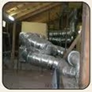 Вентиляция, установка вентиляционных систем г. Киев фото