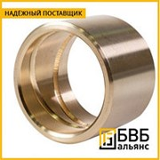 Втулка бронзовая БрАЖ9-4 (CuA19Fe3) 160 мм ГОСТ 493-79 фото