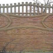 Забор железобетонный плиты № 88, 89, 80 фото