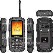 Телефон Мобильный Sigma mobile X-treme DZ67 Travel (Black) фото