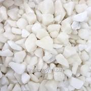 Мраморная крошка белоснежная фото