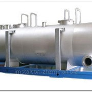 Изготовление емкостей для хранения нефти и нефтепродуктов фото