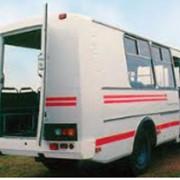 Автобусы ритуальные. фото