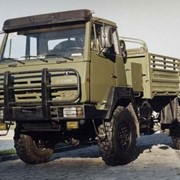Автомобили грузовые повышенной проходимости HOWO 4x4 фото