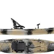 Wilderness Systems Ride-135 MAX Angler - каяк для рыбалки с оптимальным сочитанием устойчивости и скорости фото