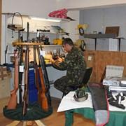 Ремонт оружия фото