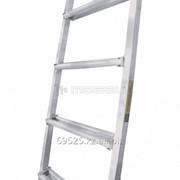 Лестница приставная с широкими ступенями ЛПШ-2,5 т.2 фото