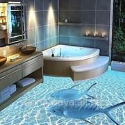 Реставрация ванн методом наливная ванна фото