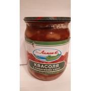Фасоль в томатном соусе СКО 0.520/12 ТМ Лиман-С фото