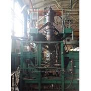 Машина для производства выдувных изделий из полиэтилена фото