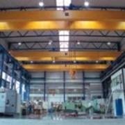Краны мостовые двухбалочные опорные - грузоподъемность до 160.000 кг. с шириной пролета до 42 м, высотой подъёма до 72м, пр-во STAHLCraneSystems (Германия) фото