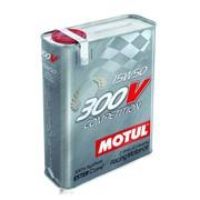 100% синтетическое моторное масло для спортивных автомобилей 300V COMPETITION 15W50 5л - 825751 фото