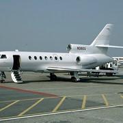 Чартерная авиакомпания Falcon 50 фото