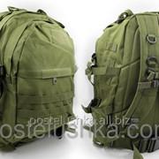 Рюкзак тактический рейдовый V-40л TY-028 Зеленый фото