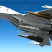 Самолет многоцелевой Су-30КН фото