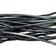 Хомут пластиковый ЭВРИКА черный 5.0x400мм универсальный 100 штук фото