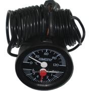 Термоманометр IMIT (круглый) фото