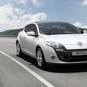 Автомобиль Renault Megane Coupe фото