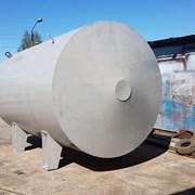 Резервуар 25м3. Производство резервуаров фото