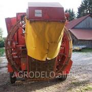 Картофелеуборочный комбайн GRIMME MK 700 фото