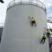 Защитное покрытие резервуаров для нефти и нефтепродуктов. Продукция компании Castagra (США). Продукт Ecodur фото