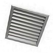 Решетка вентиляционная алюминиевая РАГ 250х1300 фото
