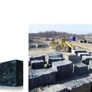 Гранитные плиты и блоки. Блоки из гранита. фото