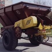Разбрасыватель минеральных удобрений МРД-4 фото