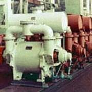 Водокольцевые вакуумные насосы ВВН и ДВВН для отсасывания (создания вакуума) воздуха, инертных или агрессивных газов, нерастворимых в воде в зависимости от материала проточной части,, с целью создания или поддержания вакуума. фото