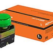 Лампа BV63 матрица d22 мм зеленыйTDM фото