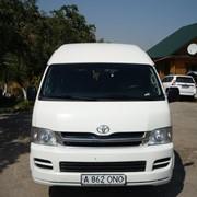 Такси аренда пассажирских микроавтобусов фото