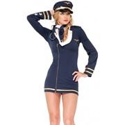 Костюм сексуального пилота FP-550067 фото